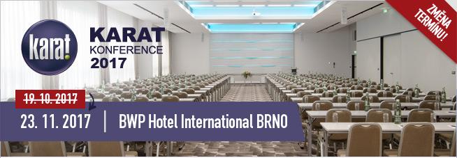 KARAT Konference 2017