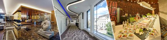 Hotel BWP Internatiional Brno